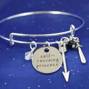 Jewelry - Self Rescuing Princess Bracelet